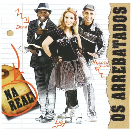 CD-Os-Arrebatados-Na-Real