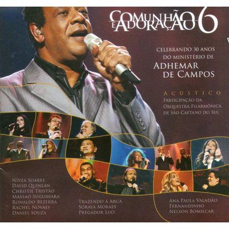 cd-comunhao-e-adoracao-volume-6