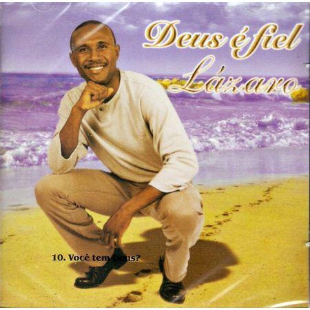 CD-Irmao-Lazaro-Deus-e-Fiel