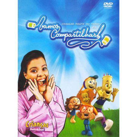 DVD-Criancas-Diante-do-Trono-Vamos-compartilhar
