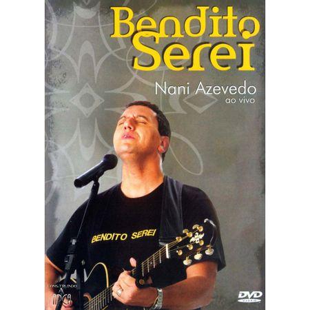 DVD-Nani-Azevedo-Bendito-Serei