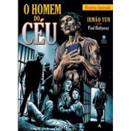 o-homem-do-ceu-historia-em-quadrinhos
