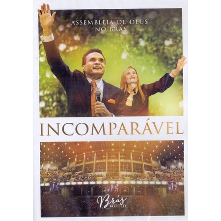 dvd-incomparavel-bras-adoracao