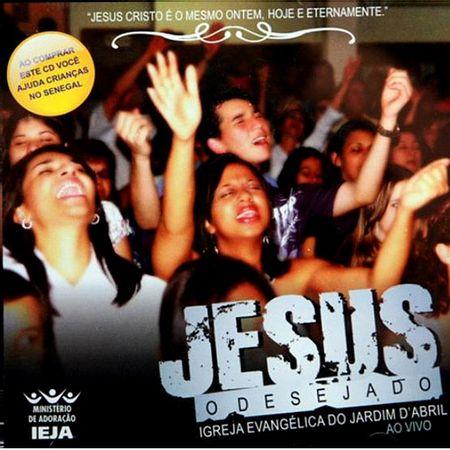 cd-ministerio-ieja-jesus-o-desejado