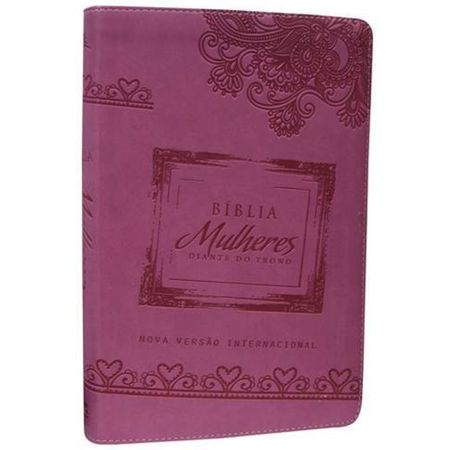 Biblia-Sagrada-Mulheres-Diante-do-Trono-Rosa-Emborrachada