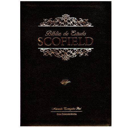 Scofield-Preta-Luxo