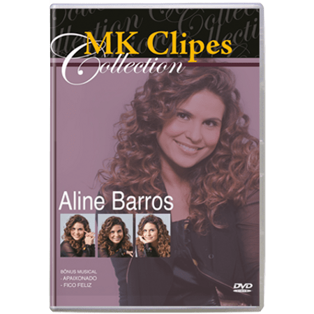 DVD-MK-Clipes-Collection-Aline-Barros