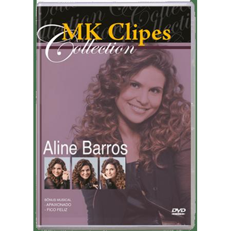 DVD-MK-Clipes-Collection-Aline-Barros