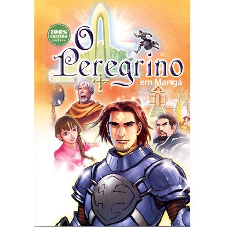O-Peregrino-em-Manga