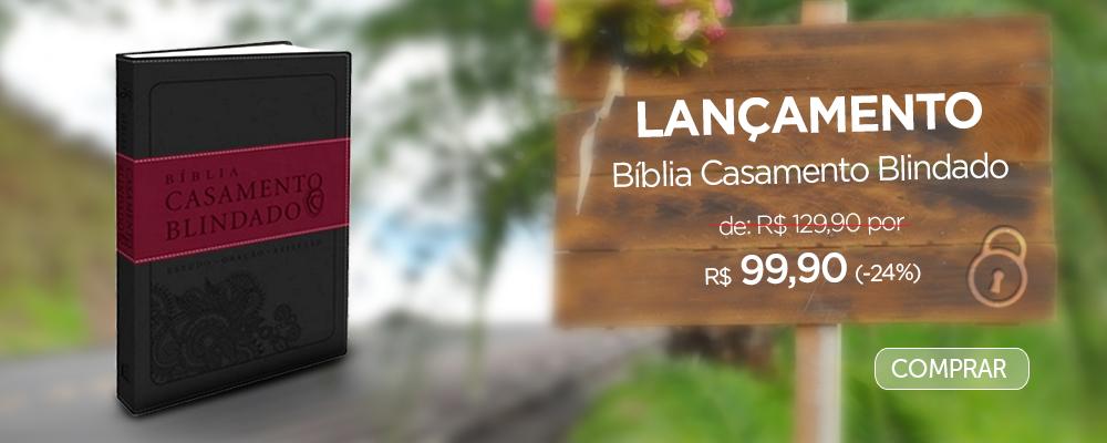 Biblia Casamento Blindado
