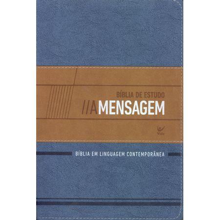 biblia-de-estudo-a-mensagem-azul-e-bege