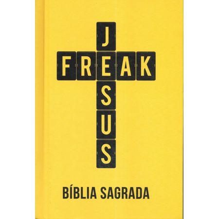 Biblia-Sagrada-Jesus-Freak-Capa-Dura-Amarela