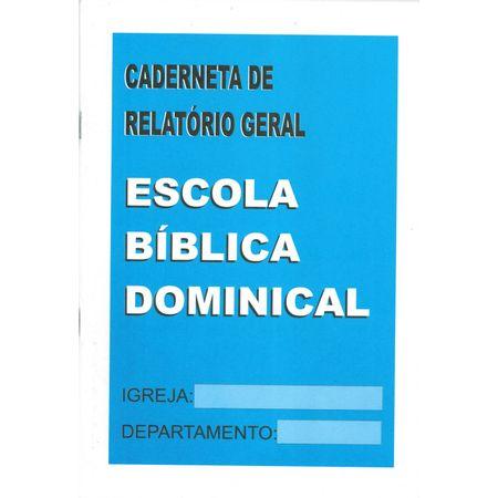 Caderneta-Escola-Dominical
