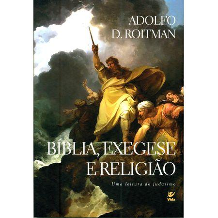 Biblia-Exegese-e-Religiao