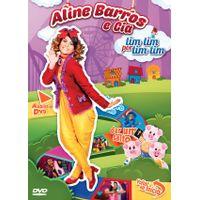 DVD-Aline-Barros---Cia-Tim-Tim-por-Tim-Tim