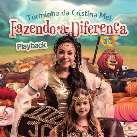 CD-Turminha-da-Cristina-Mel-Fazendo-a-Diferenca