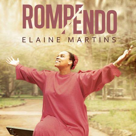 CD-Elaine-Martins-Rompendo