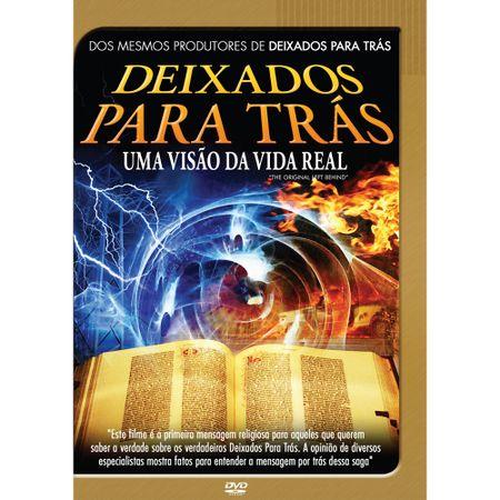 DVD-Deixados-para-tras-Uma-Visao-da-Vida-Real
