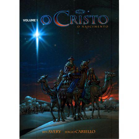 O-Cristo-volume-01
