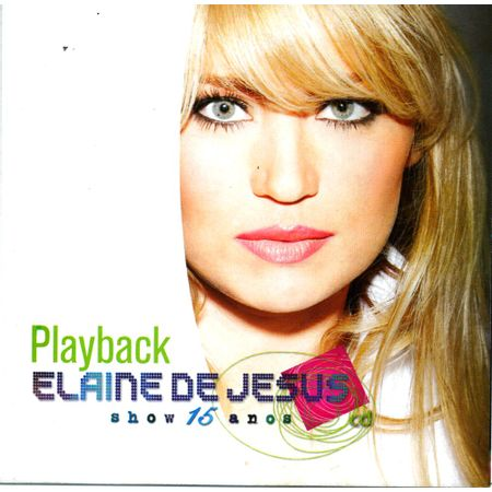 CD-Elaine-de-Jesus-Show-15-Anos--PlayBack-