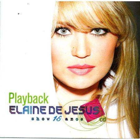 CD-Elaine-de-Jesus-Show-15-Anos--PlayBack-