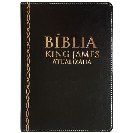biblia-king-james-preta