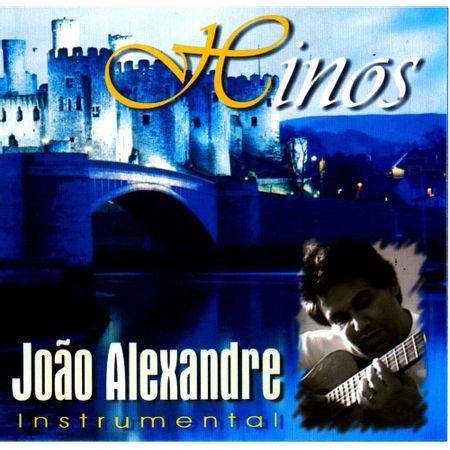 CD-Joao-Alexandre-Hinos-Instrumental