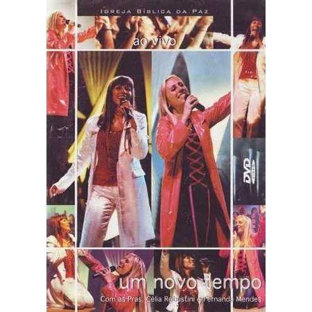 DVD-Igreja-Biblica-da-paz-Um-novo-tempo