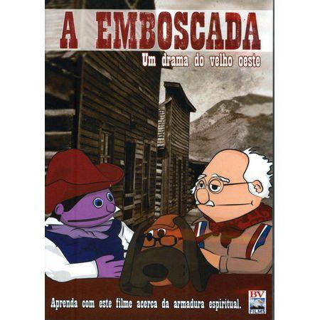 DVD-A-Emboscada