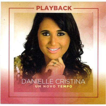CD-Danielle-Cristina-Um-Novo-Tempo--PlayBack-