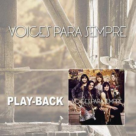 CD-Voices-Para-Sempre--PlayBack-