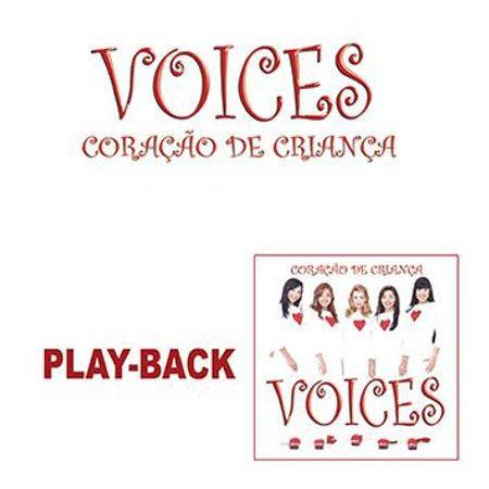 CD-Voices-Coracao-de-Crianca--playBack-