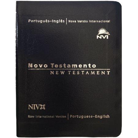 Novo-Testamento-Bilingue