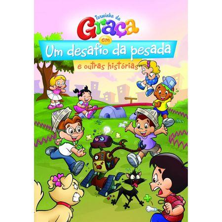 DVD-Turminha-da-Graca-em-Um-Desafio-da-pesada