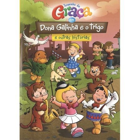 DVD-Turminha-da-graca-volume-7