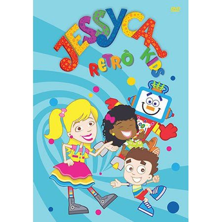 DVD-Jessyca-Kids-Retro