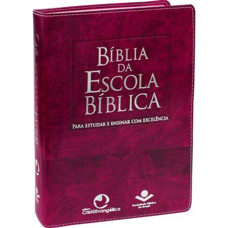 Biblia-de-Escola-Biblica