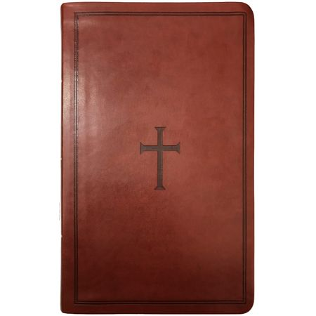 Holy-Bible-CSB-Large-Print-Personal-Size-Brown-Leather