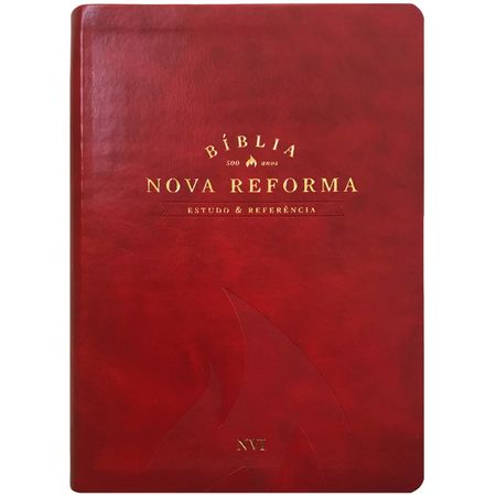 Biblia-Nova-Reforma-Estudo-e-Referencia-NVI-Vermelha