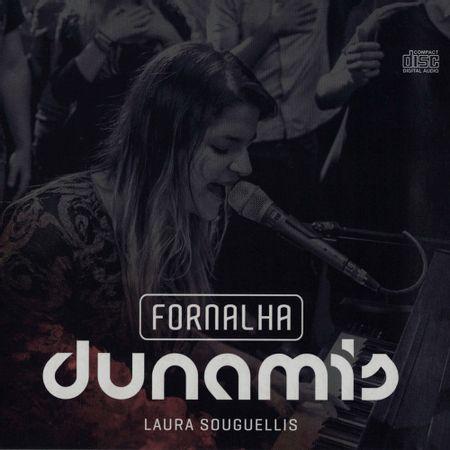 CD-Fornalha-Dunamis-Laura-Sougellis