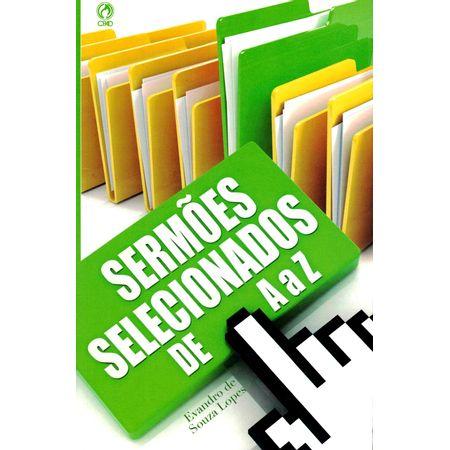 Sermoes-Selecionados-de-A-a-Z
