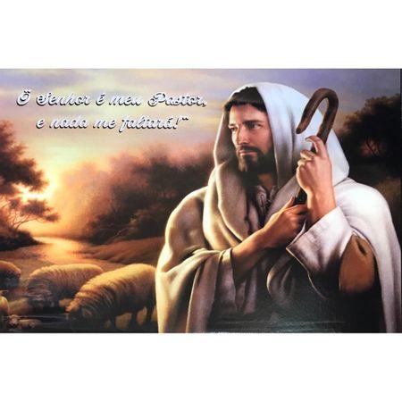 Quadro-O-Senhor-e-Meu-Pastor-e-Nada-Me-Faltara