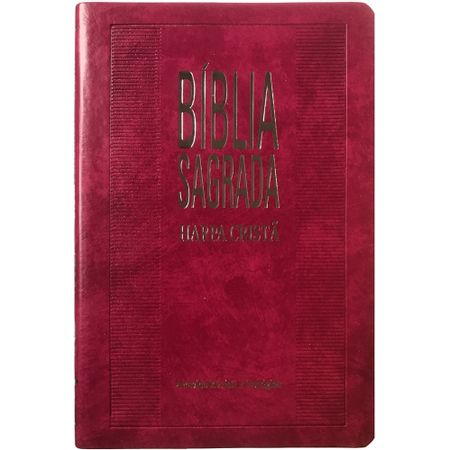 Biblia-Sagrada-RC-Slim-e-Harpa-Crista-Bordo