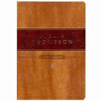 Biblia-de-Estudo-Thompson-Marrom-e-Marrom-escuro