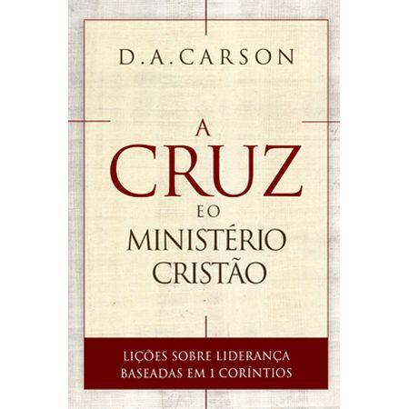 A-Cruz-e-o-Ministerio-Cristao