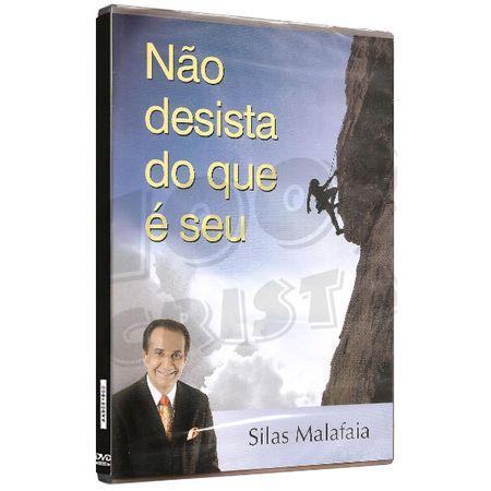 DVD-Silas-Malafaia-Nao-Desista-do-que-E-Seu