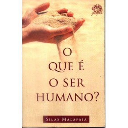 O-que-e-o-ser-Humano-