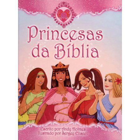 Princesas-da-Biblia