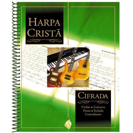 Harpa-Crista-Cifrada