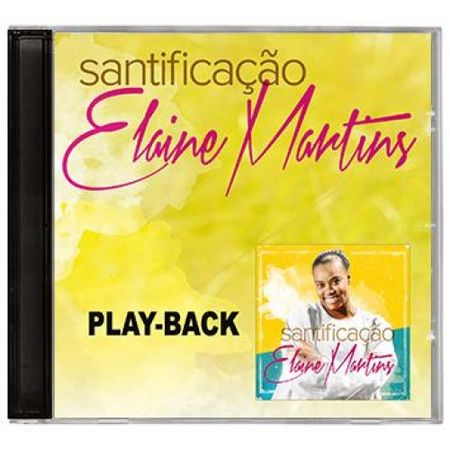 CD-Elaine-Martins-Santificacao--Playback-